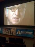 A screen test for Rock Prophecies--Robert Knight 5 feet tall and luminous