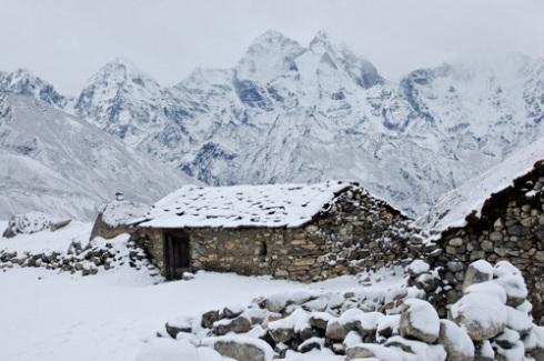 Yak Herder Hut